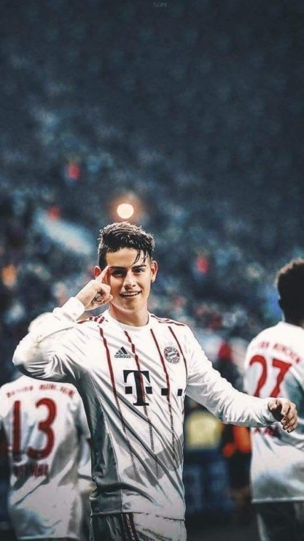 James Rodriguez Wallpapers