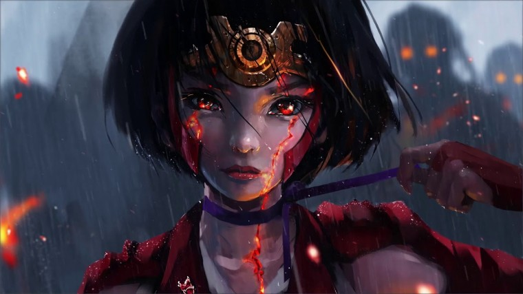 Kabaneri of the Iron Fortress Wallpapers