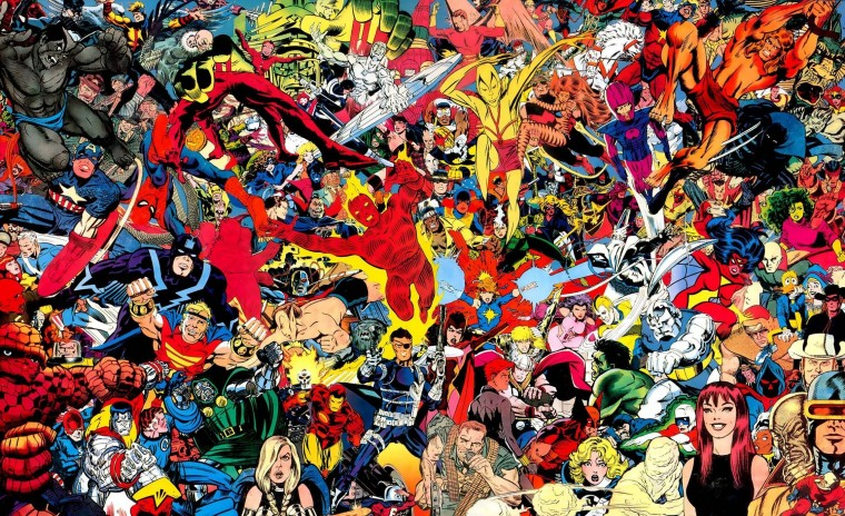 Marvel Comics Wallpapers