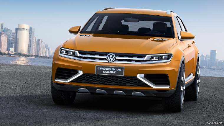 Volkswagen CrossBlue Wallpapers