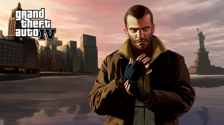 Grand Theft Auto IV HD Wallpapers
