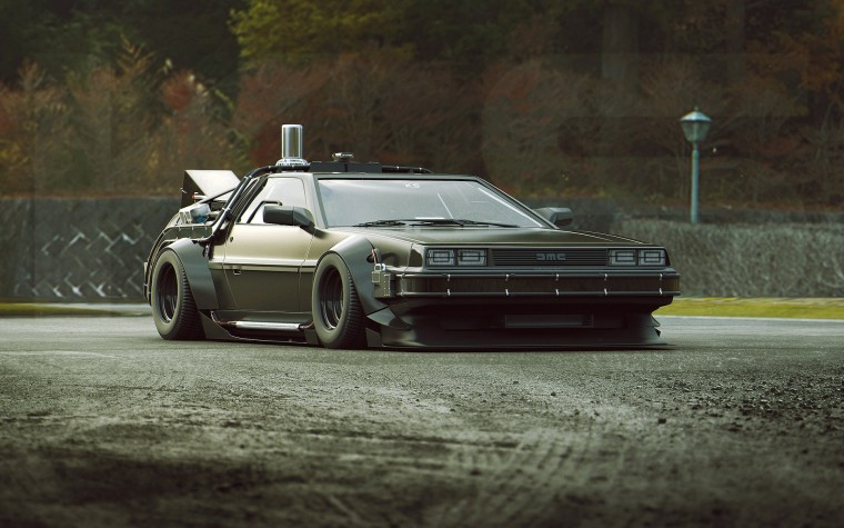 Delorean Wallpapers