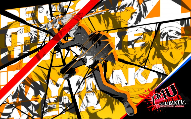 Persona 4 Golden HD Wallpapers