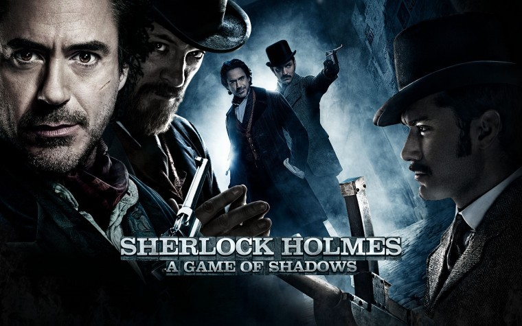Sherlock Holmes: A Game of Shadows Wallpapers