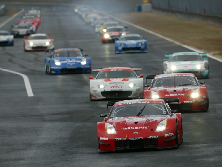 Super GT Racing Wallpapers