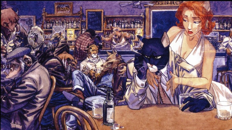 Blacksad Wallpapers