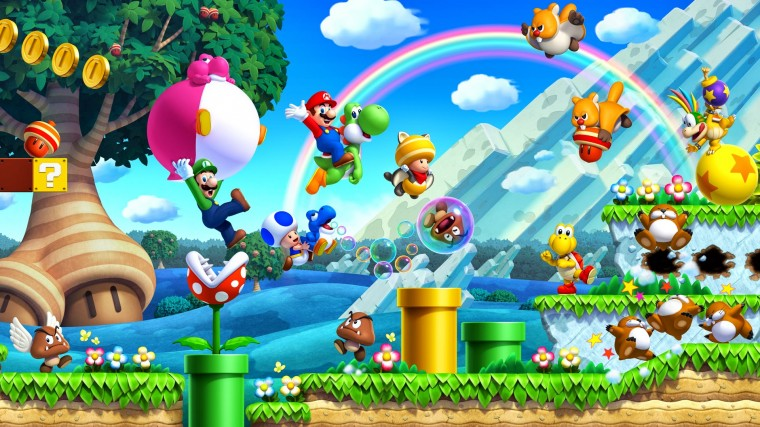 Super Mario Bros. HD Wallpapers