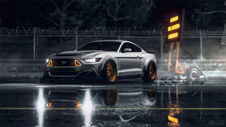 Ford Mustang RTR Wallpapers