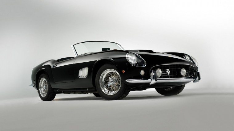 Ferrari Gt 250 California Spyder Wallpapers