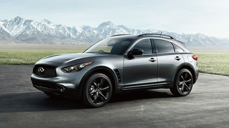 Infiniti QX70 Wallpapers