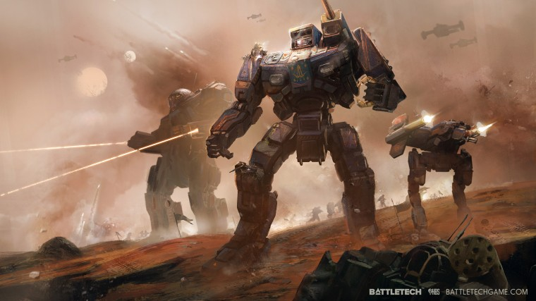 Battletech HD Wallpapers