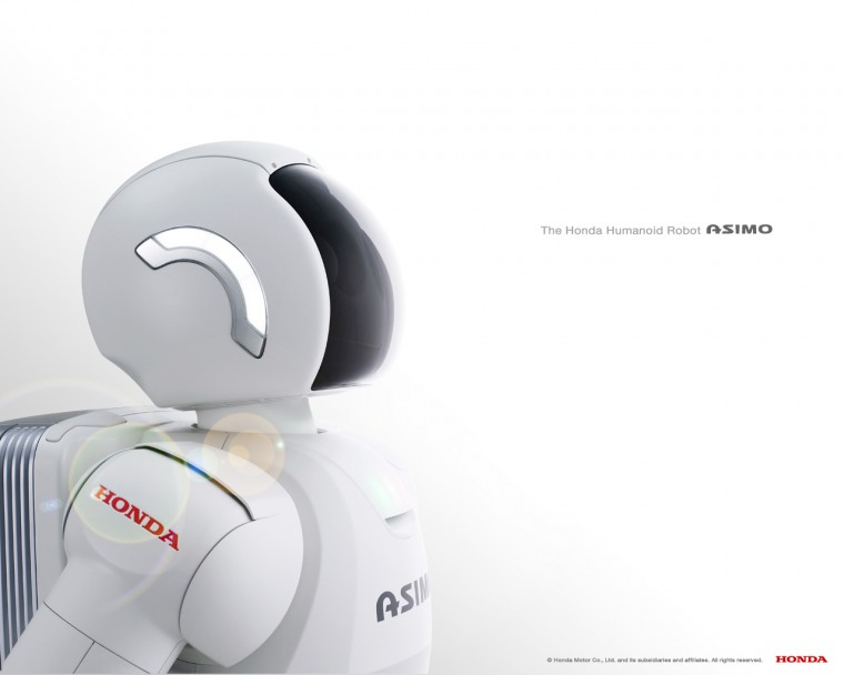 Honda Asimo Wallpapers
