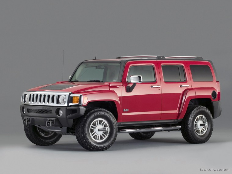 Hummer H3 Wallpapers