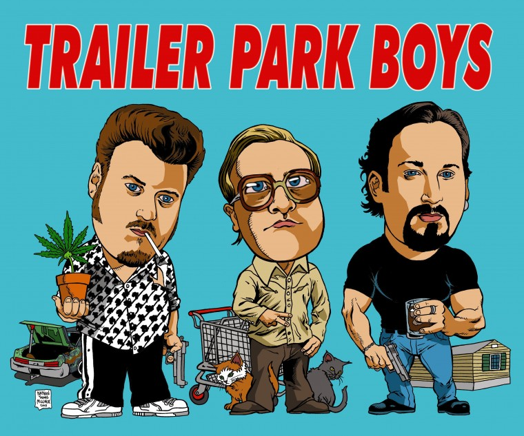 Trailer Park Boys Wallpapers