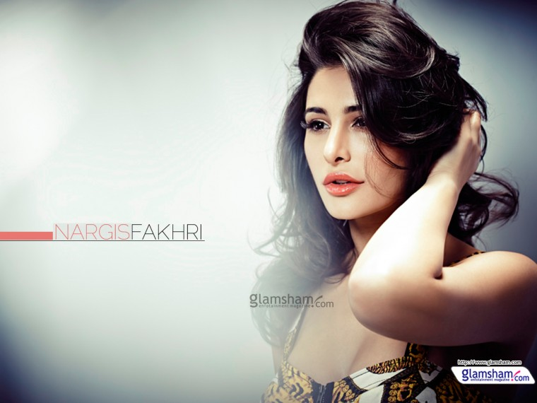 Nargis Fakhri Wallpapers