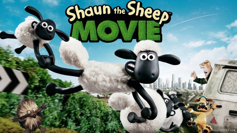 Shaun the Sheep Movie Wallpapers