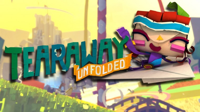 Tearaway Unfolded HD Wallpapers