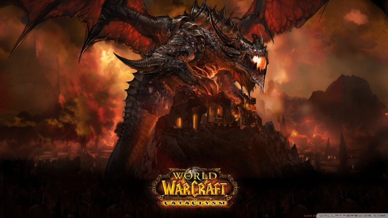 World Of Warcraft: Cataclysm HD Wallpapers