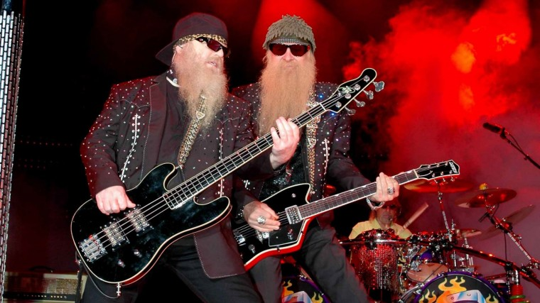 ZZ Top Wallpapers
