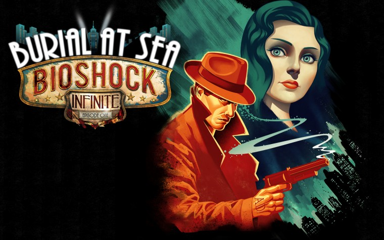 BioShock Infinite: Burial at Sea HD Wallpapers