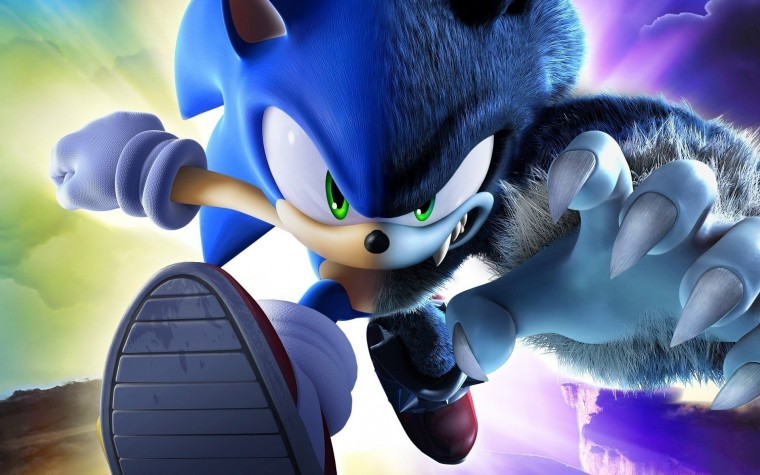 Sonic Unleashed HD Wallpapers
