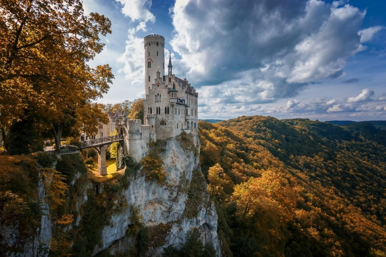 Lichtenstein Castle Wallpapers