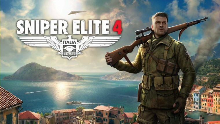 Sniper Elite 4 HD Wallpapers