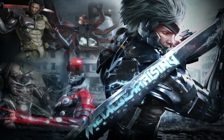 Metal Gear Rising: Revengeance HD Wallpapers