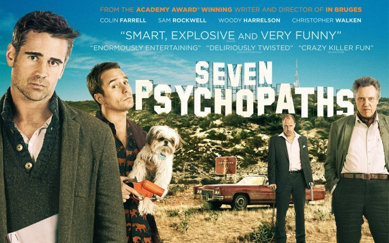 Seven Psychopaths Wallpapers