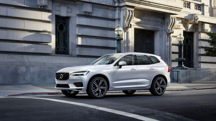 Volvo XC60 Wallpapers
