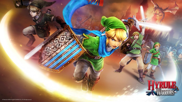 Hyrule Warriors HD Wallpapers