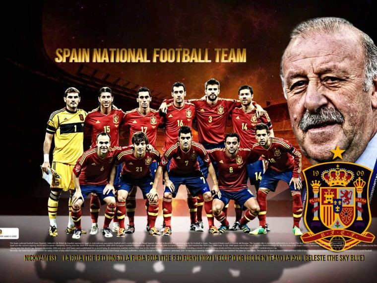 Spain national football team Wallpapers