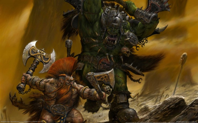 Warhammer Online: Age Of Reckoning HD Wallpapers