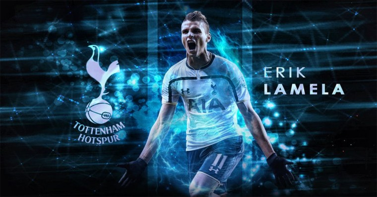 Erik Lamela Wallpapers
