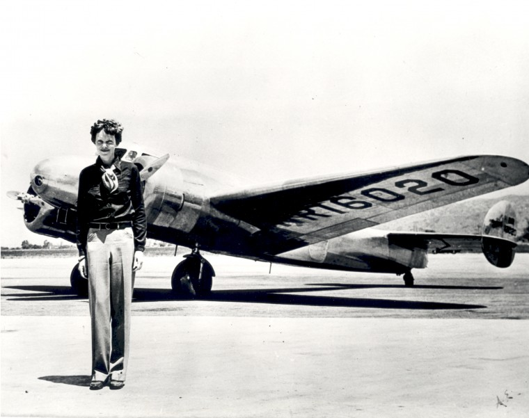 Amelia Earhart Wallpapers