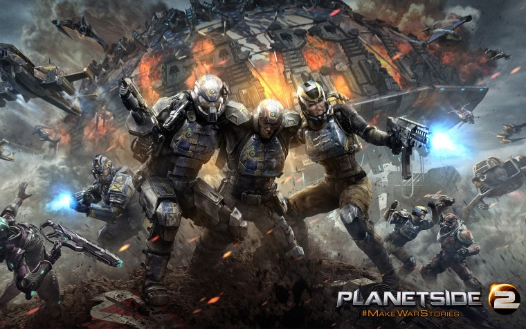 Planetside HD Wallpapers
