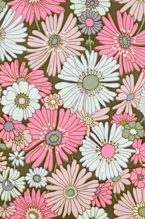 Vintage Flower Wallpapers