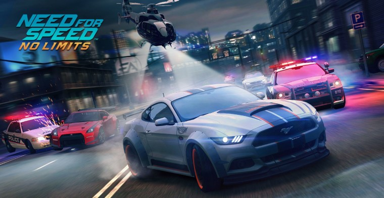Need For Speed: No Limits HD Wallpapers