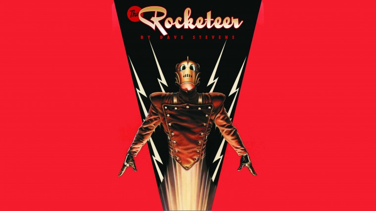 Rocketeer Wallpapers