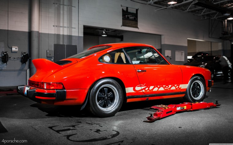 Porsche 911 Carrera RS Wallpapers