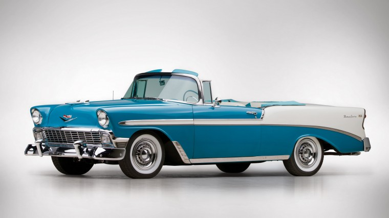 Chevrolet Bel Air Convertible Wallpapers