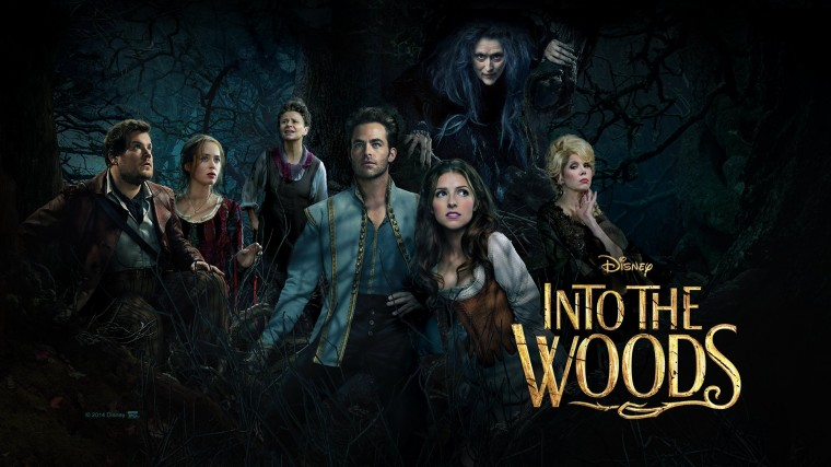 Into The Woods (2014) Wallpapers
