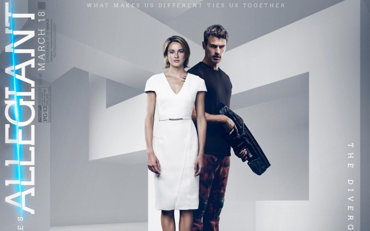 The Divergent Series: Allegiant Wallpapers