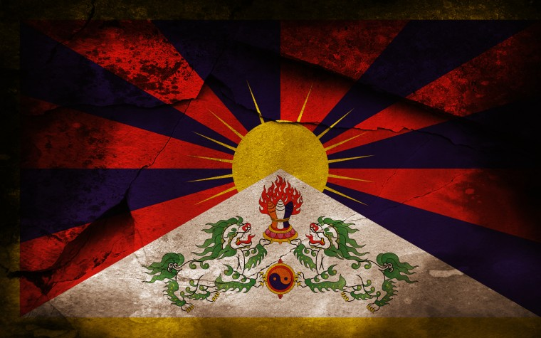 Flag Of Tibet Wallpapers
