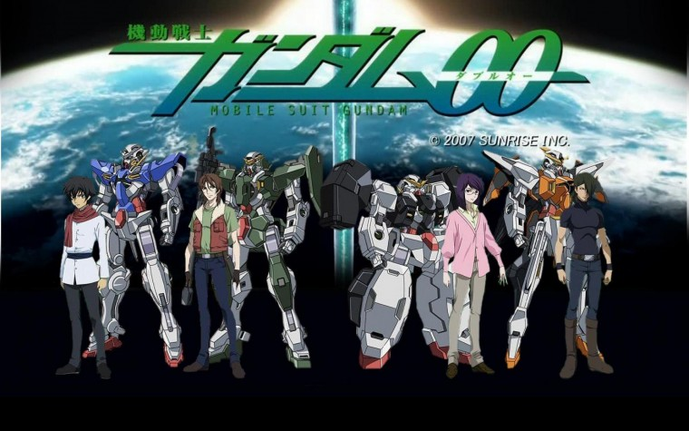 Mobile Suit Gundam 00 Wallpapers