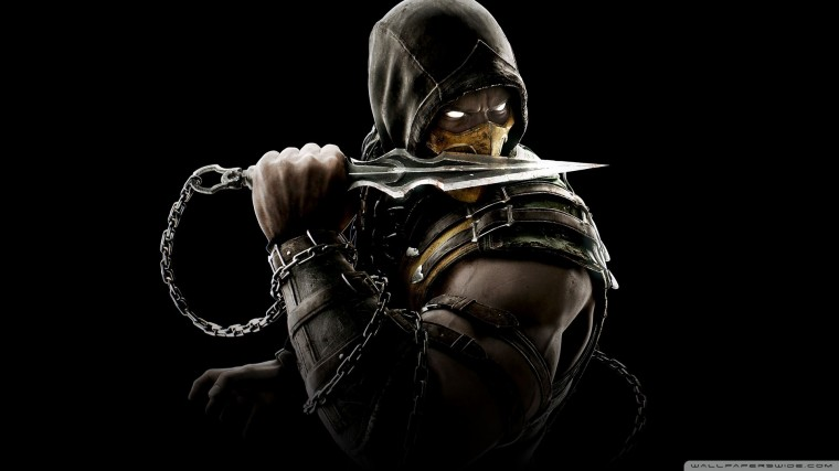 Mortal Kombat X HD Wallpapers