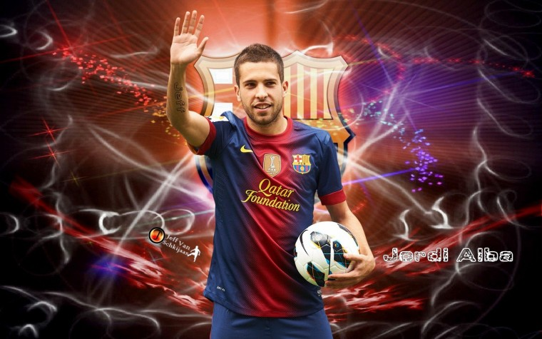 Jordi Alba Wallpapers