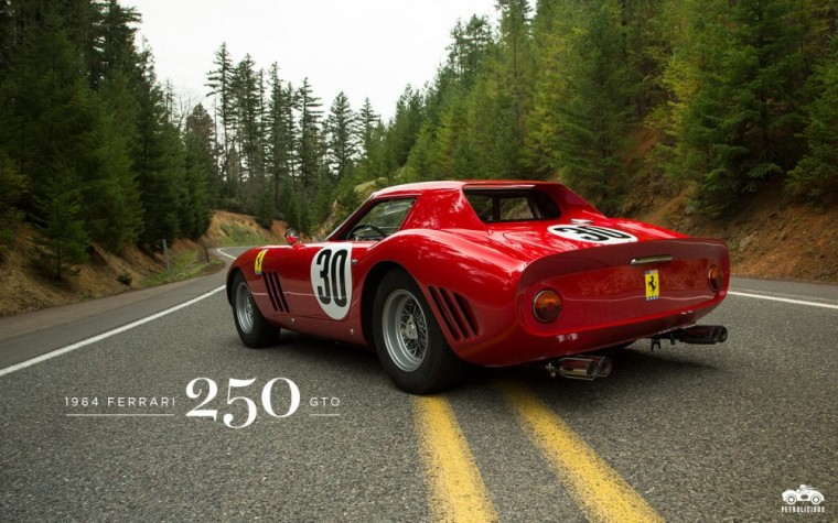 Ferrari 250 GT Wallpapers