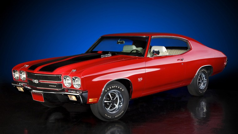 Chevrolet Chevelle SS Wallpapers
