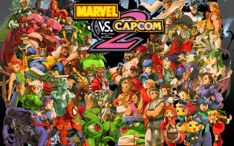 Marvel Vs. Capcom 2 HD Wallpapers